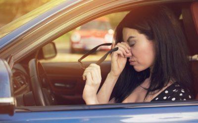Visión y conducción: Ojo al volante