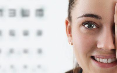 Ejercicios que te recomendamos para mejorar la vista